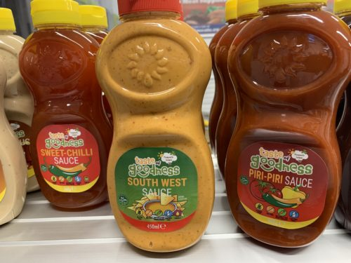 Taste of Goodness Sauces